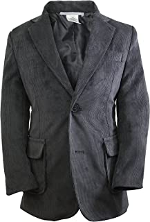 Luca Gabriel Toddler Boys' Single Breasted Corduroy Blazer Jacket