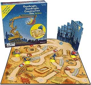 Pressman Goodnight Goodnight Construction Site Game