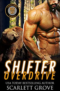 Shifter Overdrive (Paranormal Romance Boxed Set)