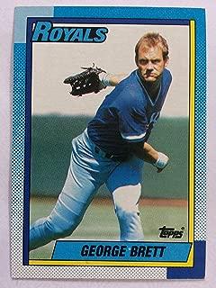1990 Topps 60 George Brett NM/M (Near Mint/Mint)
