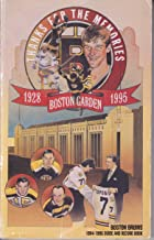 Boston Bruins Guide and Record Book 1994-1995