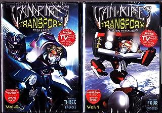 Van-Pires Transform Volume 1 Mission Demolition and Van-Pires Transform Volume 2 Deep Freeze : 2 Pack Collection