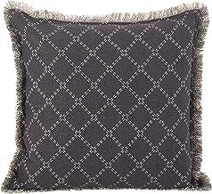 """وسادة أريكة محشوة بالقطن من SARO LifESTYLE، طبيعية 20"""" x 20"""" 2147.ST20S"""