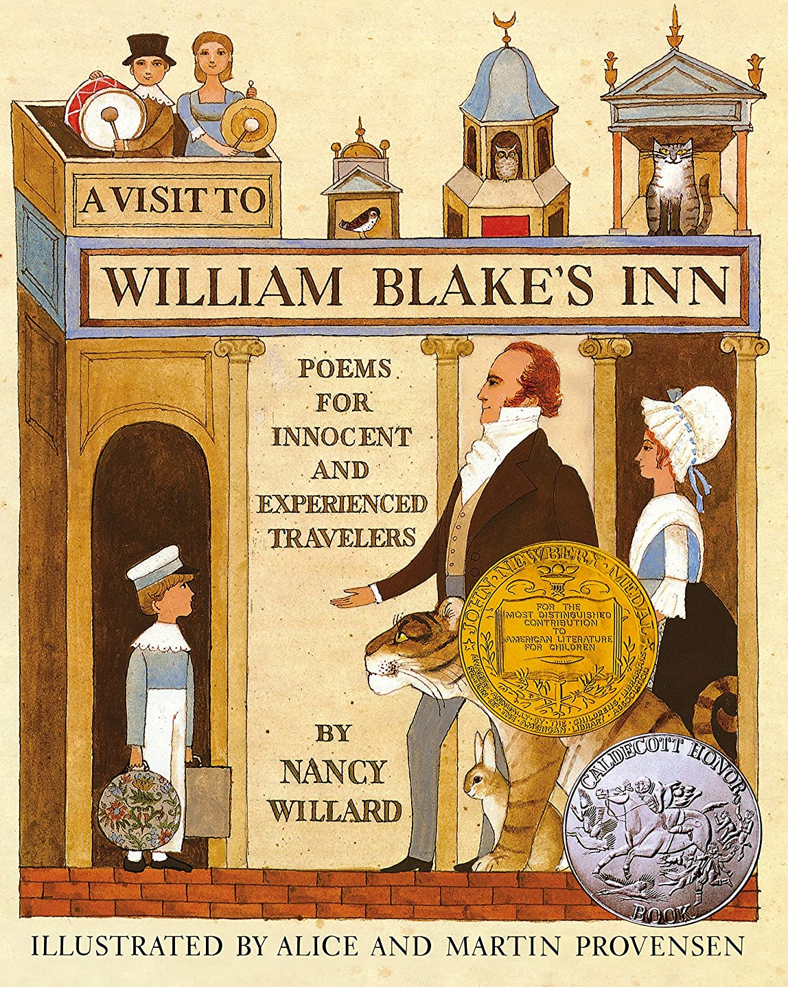 花火お手入れ対角線A Visit to William Blake's Inn: Poems for Innocent and Experienced Travelers (A Voyager/Hbj Book) (English Edition)