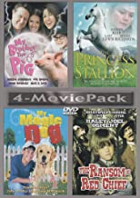 My Brother the Pig / The Princess Stallion / My Magic Dog / The Ransom of Red Chief (4-Movie Pack)