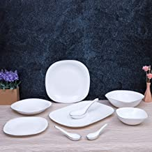 طقم اواني المطبخ من رويال فورد، 36 قطعة، ابيض، RF7053
