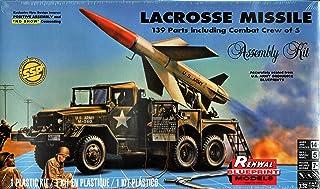 アメリカレベル 1/32 SSP ラクロス ミサイル&トラック プラモデル
