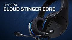 Amazon.com: HyperX Cloud Stinger Core - Auriculares de ...