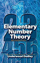 Elementary Number Theory: Second Edition (Dover Books on Mathematics)