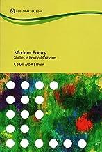 Modern Poetry: Studies in Practical Criticism