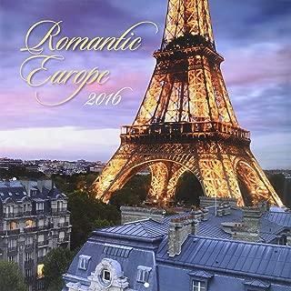 Romantic Europe 2016 Calendar