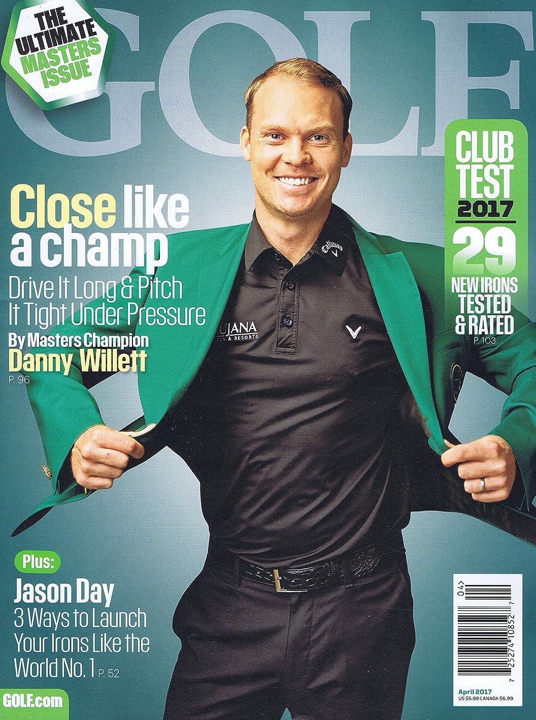 モック下線輝くGolf Magazine [US] April 2017 (単号)