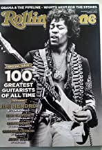 Rolling Stone December 8, 2011 Special Issue 100 Greatest Guitarists of All Time