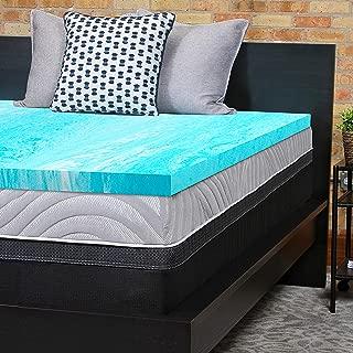 Best sealy 2 inch memory foam mattress topper Reviews