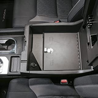 Tuffy 323-01 Insert for 2014-Current Toyota Tundra W/Flow-Thru Console