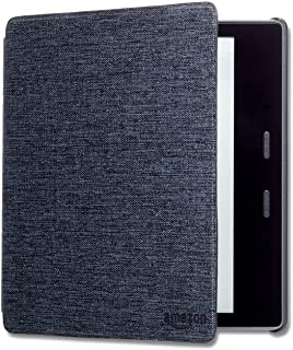 Kindle Oasis Water-Safe Fabric Cover, Charcoal Black