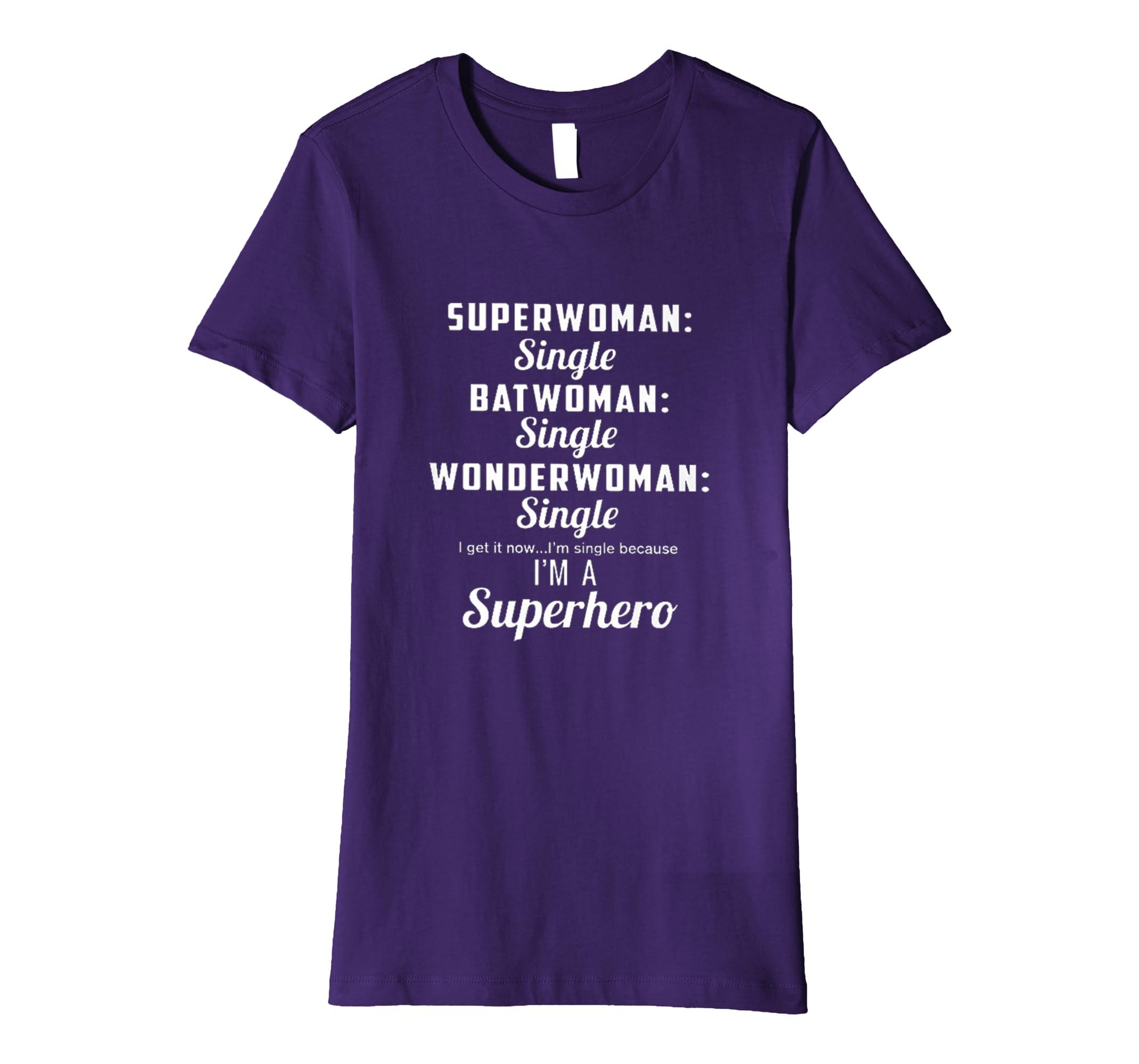 e7605a89 Amazon.com: I'm A Superhero T-shirt: Clothing