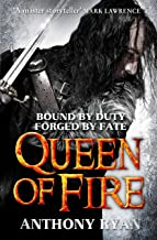 Queen of Fire: Book 3 of Raven's Shadow (English Edition)