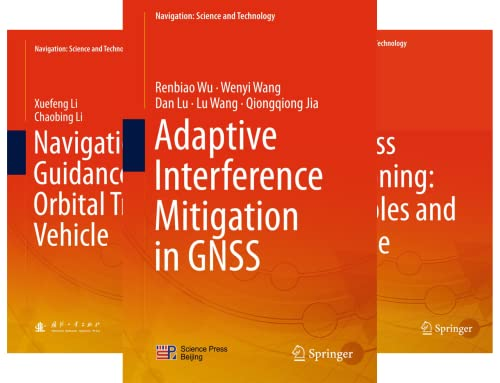 Navigation: Science and Technology (10 Book Series)