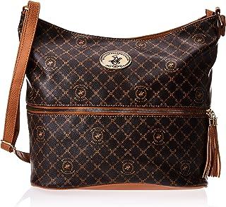 BHPC Womens Crossbody Bag, BROWN - BHCH3777