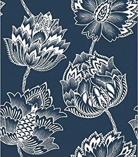 Best solid blue peel and stick wallpaper Reviews