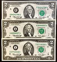 2 bill value