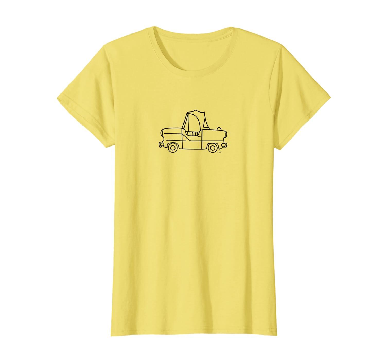 Nash Metropolitan Love Cute Cartoon T-shirt-Loveshirt