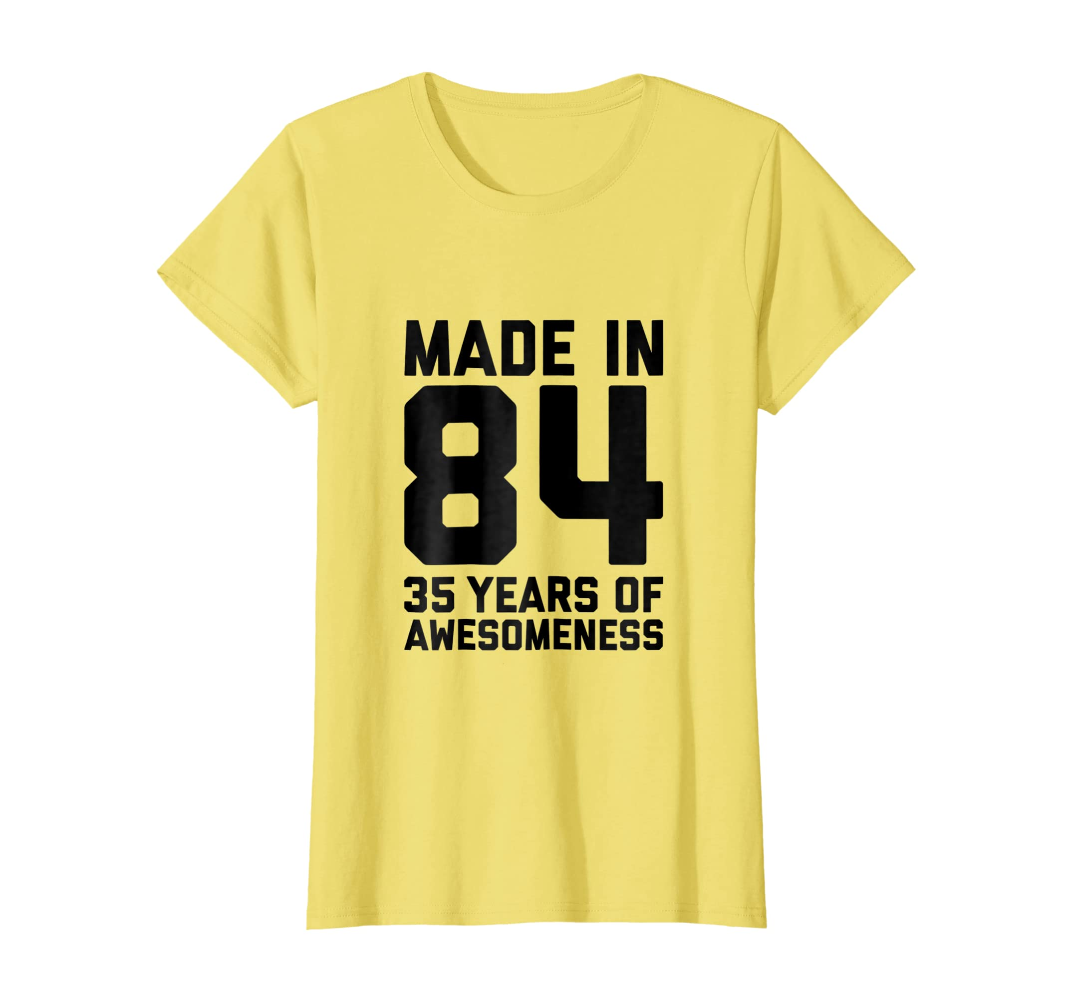 Amazon 35th Birthday Shirt Women 35 Year Old Men Gifts Thirty Five Clothing
