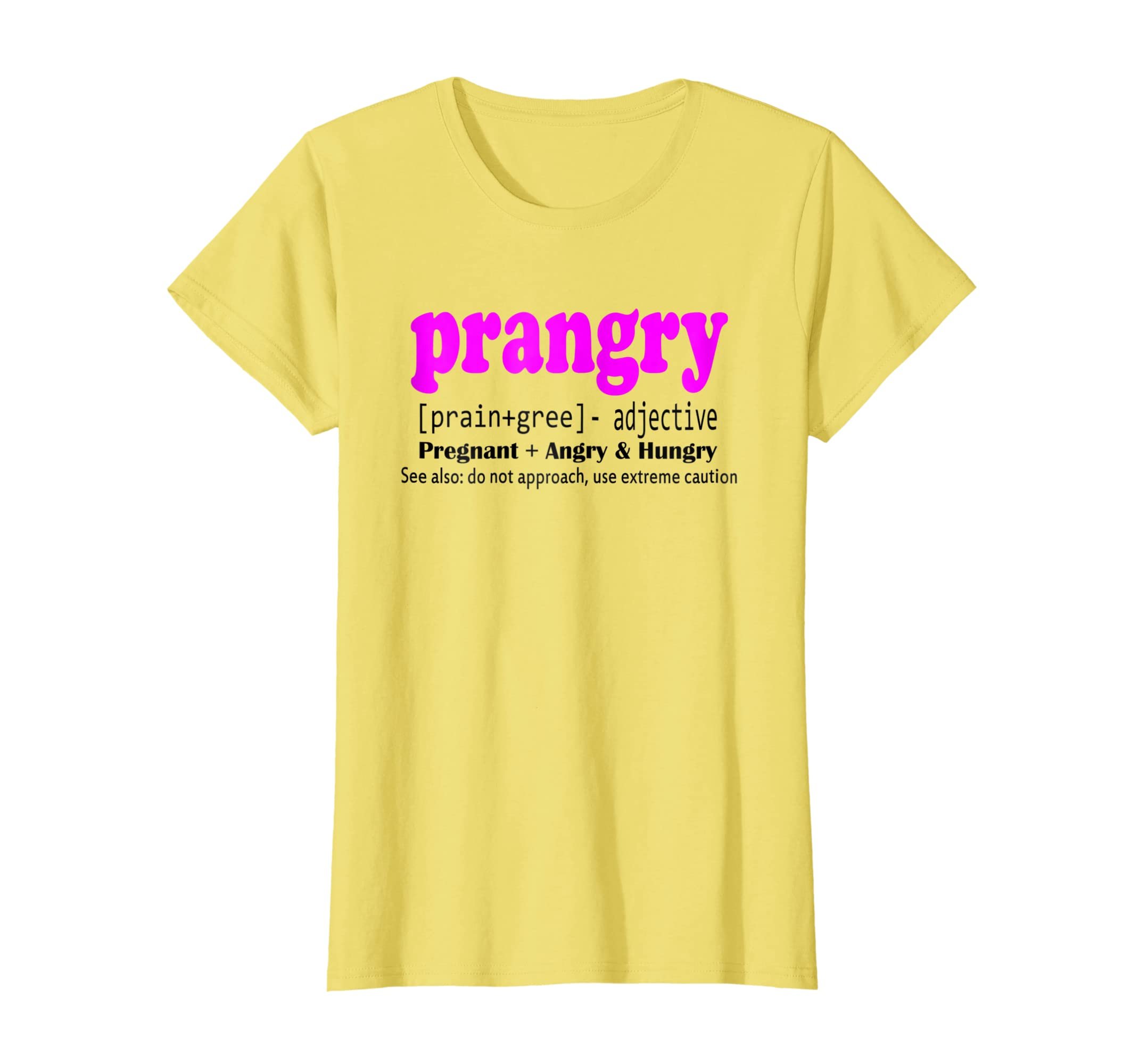 3a0c8ada65131 Amazon.com: Womens Prangry Shirts - Pregnancy T Shirt - Soon to be Mom  Gifts: Clothing
