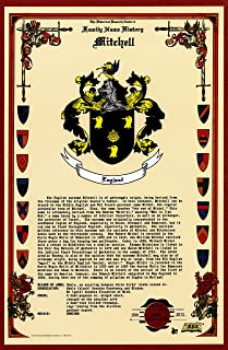 Best mitchell family coat of arms Reviews