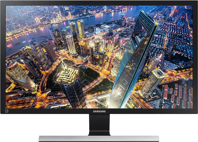 Samsung 28-Inch Manufacturer Super Special SALE held direct delivery 4K UHD LED-Lit ZA R Monitor LU28E570DS Black