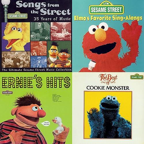 Best of Sesame Street by Kermit the Frog, Mahna Mahna, Oscar