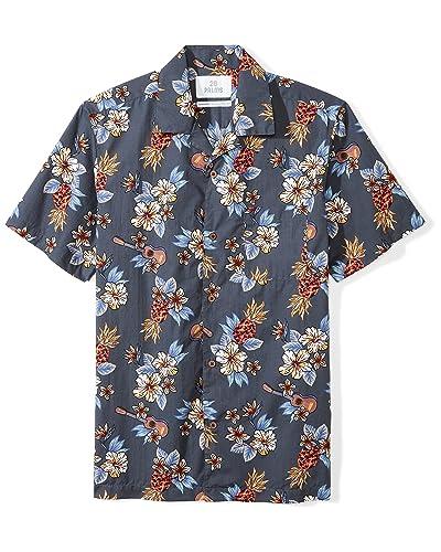 ae635a91 Vintage Hawaiian Shirt: Amazon.com