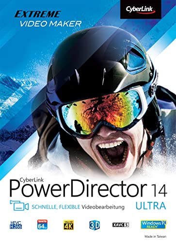 PowerDirector 14 Ultra [Download]