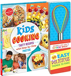 Klutz Kids Cooking Activity Book