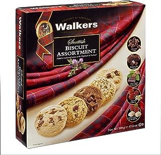 walkers shortbread cookies nutrition