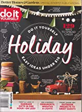 Best do it yourself holiday magazine Reviews