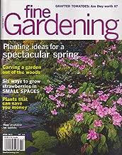 Taunton's Fine Gardening Magazine April 2015