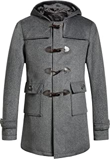 Best grey wool duffle coat Reviews