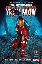 Invincible Iron Man: The Search For Tony Stark (Invincible Iron Man (2016-2018))