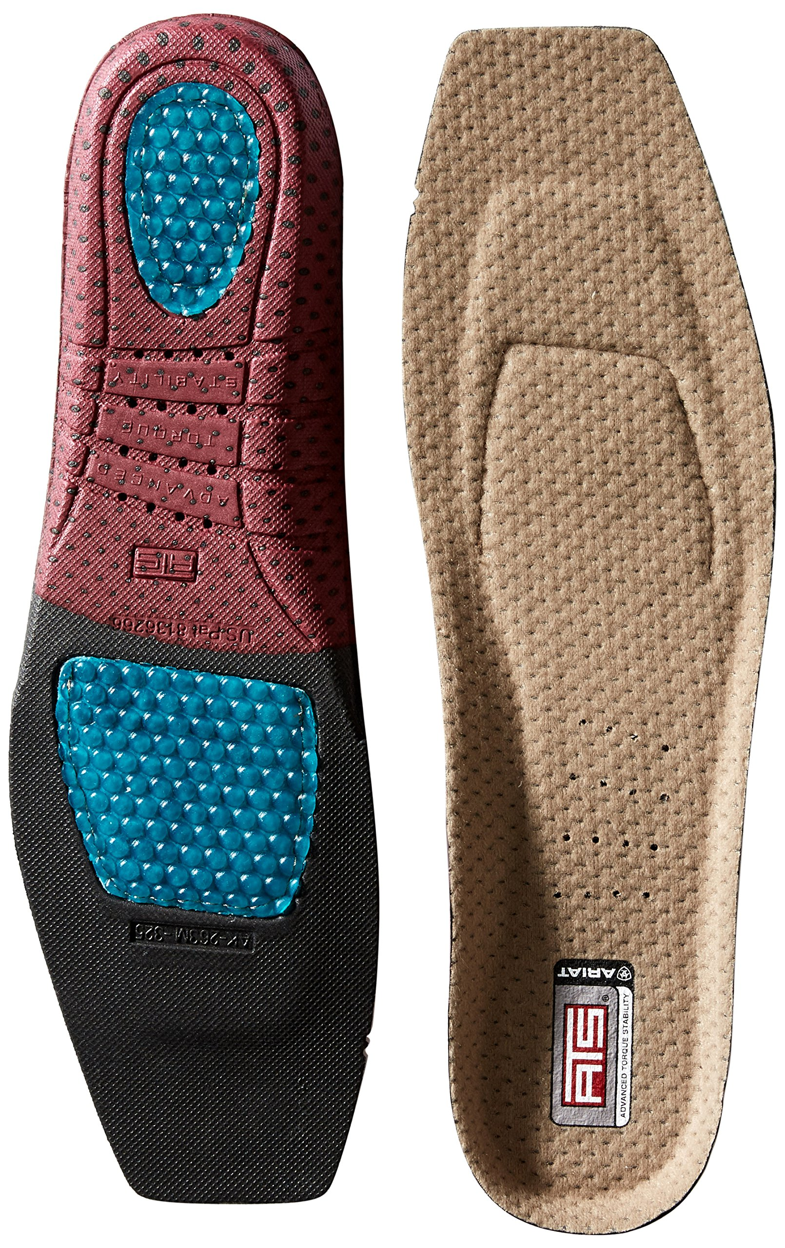 Ariat Footbed Square Toe 10008009 Multi