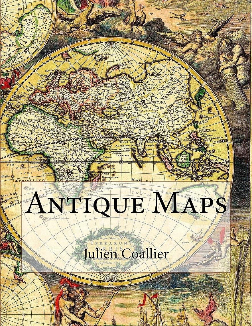 ブルーベル悲しみ投げるAntique Maps (English Edition)