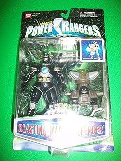 Power Rangers Lost Galaxy Blasting Magna Defender Ranger LG Action Figure MOSC MOC NEW Bandai 1998