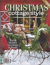 Christmas Cottage Style Magazine 2016