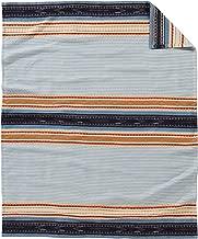 Pendleton Escalante Organic Cotton Bed Blanket (Denim, King - 108