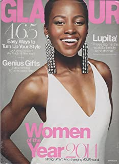 Glamour December 2014 Lupita Women of the Year 2014
