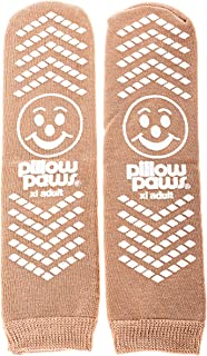 Pillow Paws XL Non Skid Slip Stop Terries (12 Pairs) (Extra Large Adult Size 7½-10)