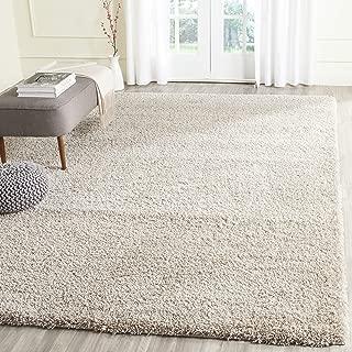 navy shag rug