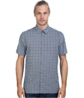 Ben Sherman - Short Sleeve Kite Organic Woven MA11401