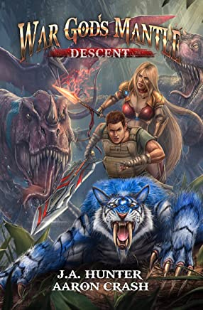 War God's Mantle: Descent (The War God Saga Book 2)